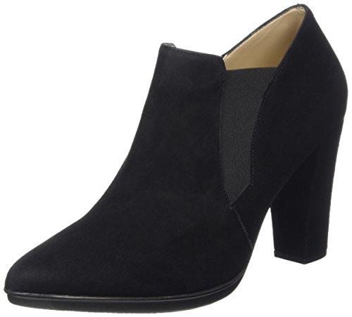 Marc Shoes Vanessa, Chaussures à talons - Avant du pieds couvert femme Noir - Schwarz (black 100)
