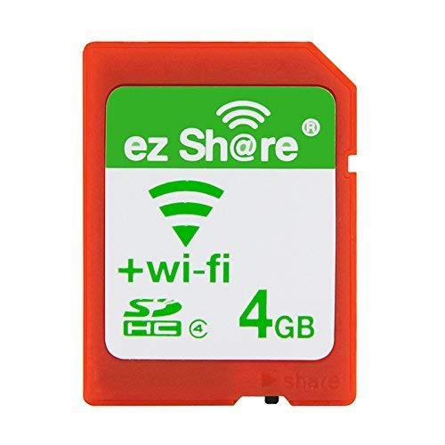 2018 Pen Drive Real Capacity ez Share WiFi SD-Karte Speicherkarte SDHC Card Kamera 4GB -