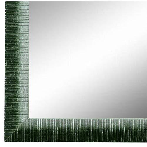 Online Galerie Bingold Spiegel Wandspiegel Grün Silber 20 x 20 cm - Modern, Vintage, Shabby - Alle Größen - Made in Germany - AM - Sorrento - Sorrento Fall