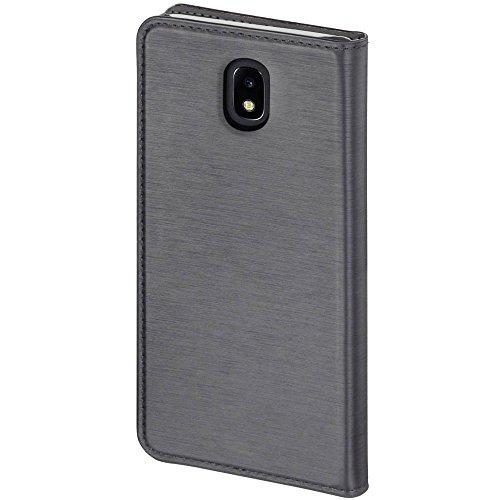 Preisvergleich Produktbild Hama Slim Booklet Passend für: Samsung Galaxy J5 (2017) Braun