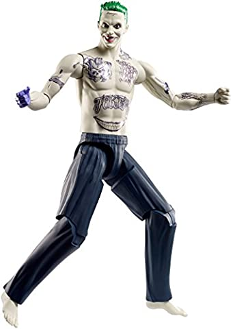 DC Comics Multiverse Toy - Suicide Squad Collectable - Joker 12 Inch Deluxe Action Figure - Batman