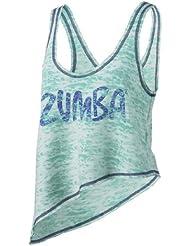 Zumba®–Summer Lovin 'Tank, color  - azul claro, tamaño L