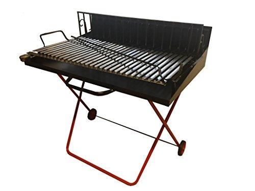 Barbecue a legna alla veneta cm 100