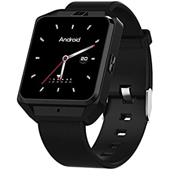 1 M5 Smart Watch – -mtk6737 Android 6.0 Heart Rate Monitor con 4