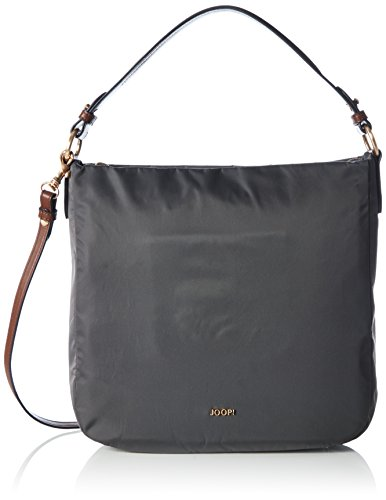JOOP! Damen Nylon Dina-Medium Henkeltaschen, Grau (802), 32x32x11 cm (Medium Nylon-tasche)