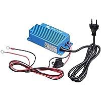 Chargeur de batterie au plomb et lithium-ion 12V étanche (IP67) Victron Blue Power (Ampérage : 25 A)