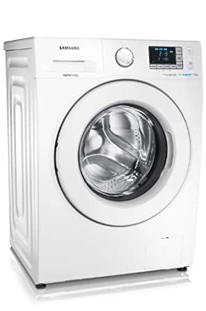 Samsung WF70F5E3U4W Autonome Charge avant 7kg 1400tr/min A+++ Blanc machine à laver - machines à laver (Autonome, Charge avant, Blanc, Gauche, LED, 7 kg)