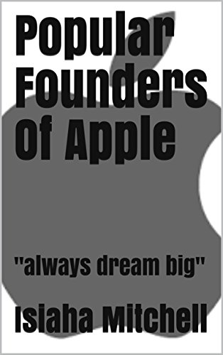 Popular Founders Of Apple (English Edition)