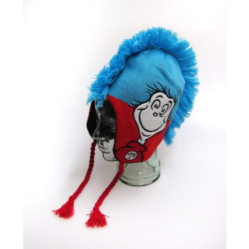 Dr. Seuss Thing One Thing Two Intarisa Peruvian Laplander ()