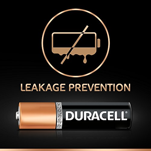 Duracell Ultra Alkaline AAA Batteries (Pack of 8) Image 5