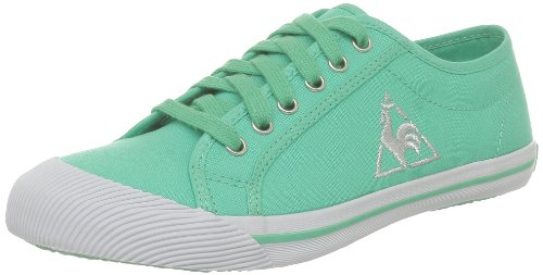 Le Coq Sportif Deauville, Baskets mode mixte adulte Vert (Mint Leaf)