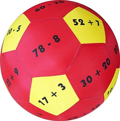 HANDS ON Lernspielball - Plus und Minusaufgaben im Zahlenraum 100
