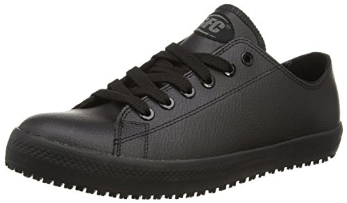 Shoes For Crews Herren Old School Low Rider Ii Arbeits-Und Schuhe, Schwarz (Black), 43 EU / 9 UK