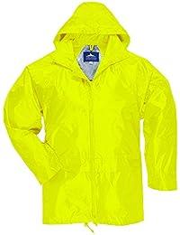 Portwest S440 - Portwest Chaqueta impermeable, color Amarillo, talla L