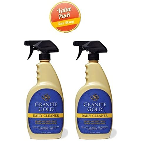 Granite Gold Daily Cleaner - 24 oz - 2 pk by Granite Gold