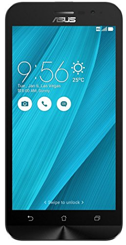 Asus Zenfone Go 5.0 LTE 2nd Gen (Silver Blue, 16 GB)  (2 GB RAM) offer