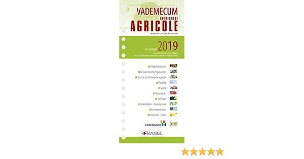 Amazon Fr Vademecum De L Entreprise Agricole Milliard Florent Deterre Jean Marie Dorleac Philippe Livres