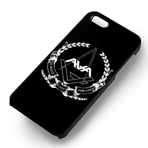Angel & Airwaves Logo for Cover Iphone 6 and Cover Iphone 6s Case (Black Hardplastic Case) S4O6PY