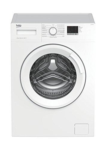 Beko WML 61023 N Waschmaschine Frontlader / 6kg / A+++ / 1000 UpM / Mengenautomatik / weiß /...