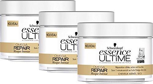 Essence Ultime Masque Omega Repair 200 ml - Lot de 3