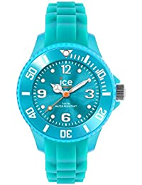 Ice-Watch - ICE forever Turquoise - Blaue Jungenuhr mit Silikonarmband - 000799 (Extra Small)