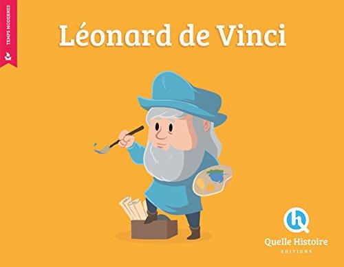 Léonard De Vinci par Albin Quéru