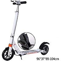 2 Rad Roller Für Erwachsene Kinder Folding Tragbare Mini Fahrrad Erwachsene Tretroller Höhe Einstellbar Roller Professionelles Design Rollschuhe, Skateboards Und Roller Elektro-scooter