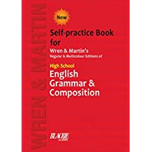 High School English Grammar and Composition Self-practice Book