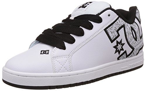 DC Shoes COURT GRAFFIK S M SHOE, Sneakers basses homme