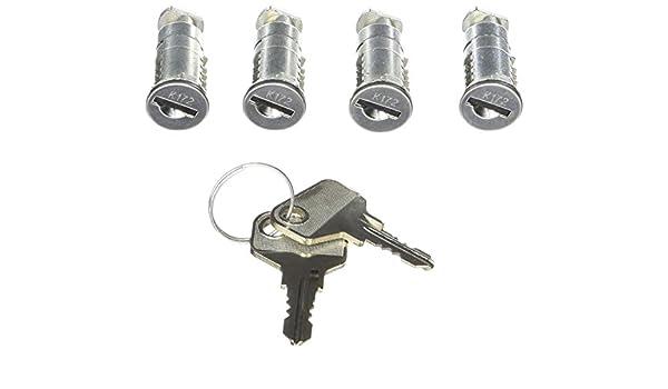 Cruz 932-047 Roof Bars with Anti-Theft Lock Keys Set of 4