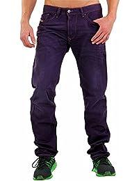 Diesel - Jeans - Homme violet Violet foncé