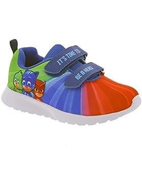 PJ MASKS - Zapatillas de Lona para niño