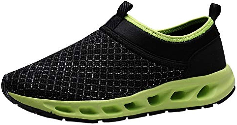 joyeux jour de chaussures de de sport pour hommes à mailles de chaussures de de sport de sport et chaussures de randonnée et baskets confortables 9f30e4