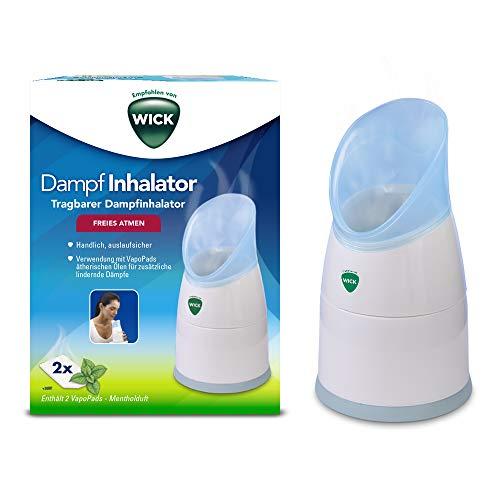 Wick Dampf-Inhalator W1300-DE