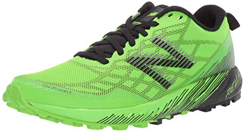 New Balance Summit Unknown, Scarpe da Trail Running Uomo, Verde Bright Green, 43 EU