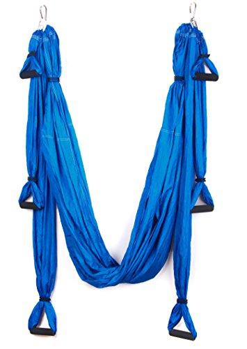 Fitness House Fly Aero Yoga, Unisex Adulto, Azul, Estándar