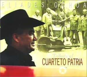 Tribute Al Cuarteto Patria [Import allemand]