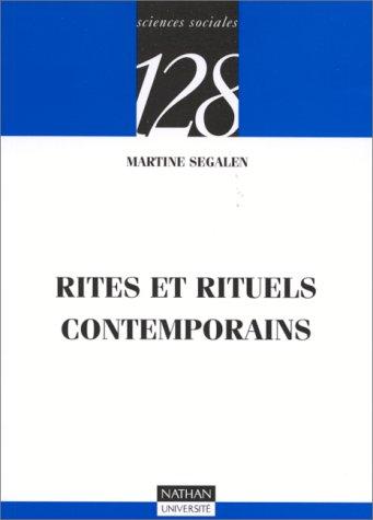 Rites et rituels contemporaines