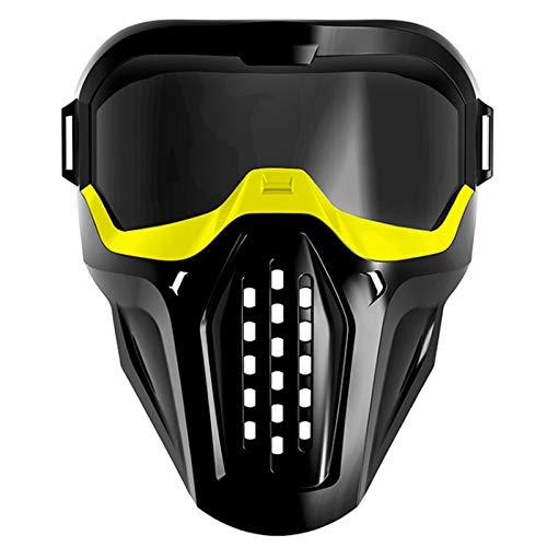 REFURBISHHOUSE Gafas Protectoras MáScara Juegos l