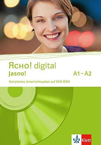 Jasno! Digital A1- A2. DVD-ROM: Russisch für Anfänger