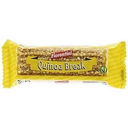 Fiorentini – Barrette di sesamo con quinoa – 30 confezioni da 33 Grammi