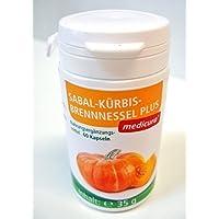 Sabal-Kürbis-Brennessel Plus Kapseln - MC preisvergleich bei billige-tabletten.eu