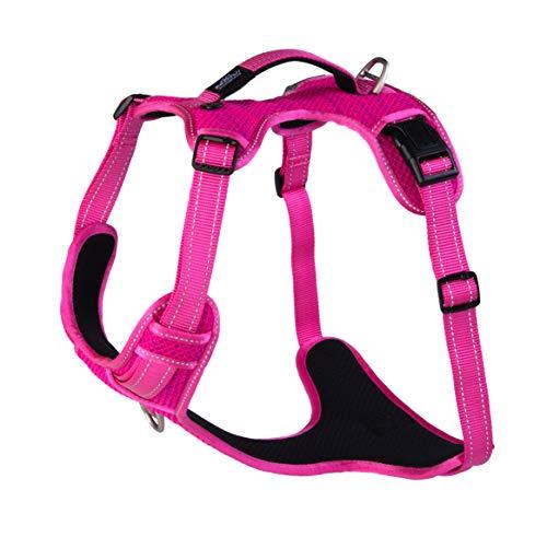 Rogz SJX06.K Explore Geschirr, L, pink