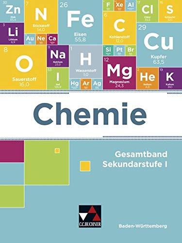 Chemie Baden-Württemberg - neu / Chemie Gesamtbd. Sekundarstufe I Baden-Württemberg