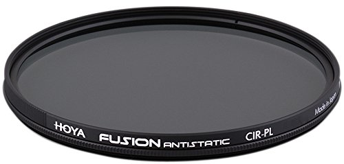 Hoya Fusion Antistatic Zirkular Polfilter (55 mm)