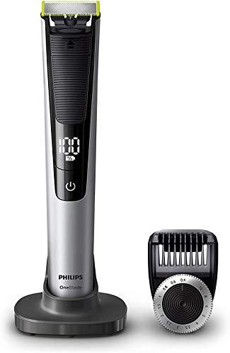 Philips QP6520/30 OneBlade Pro avec sabot réglable 14 hauteurs de coupe