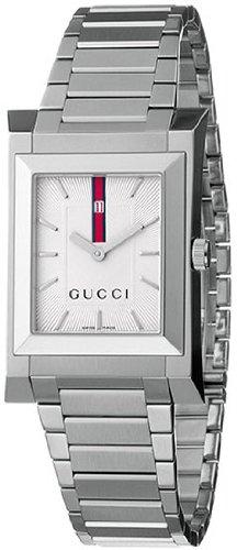 Gucci - YA111302 - Montre Homme - Bracelet en Acier Inoxydable