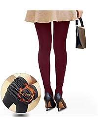 CCHOME Legging Elástica Térmicos Leggings Invierno para Mujer Pantalones Llevan ...