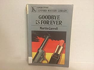 book cover of Goodbye Is Forever