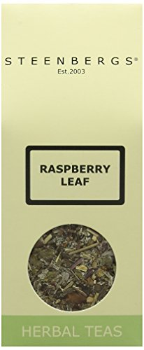 Steenbergs Raspberry Leaf Herbal Tea 40 g (Pack of 4)